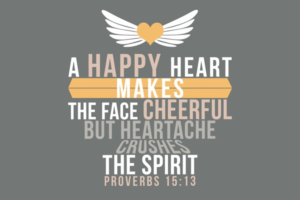 Image result for Proverbs 15:13