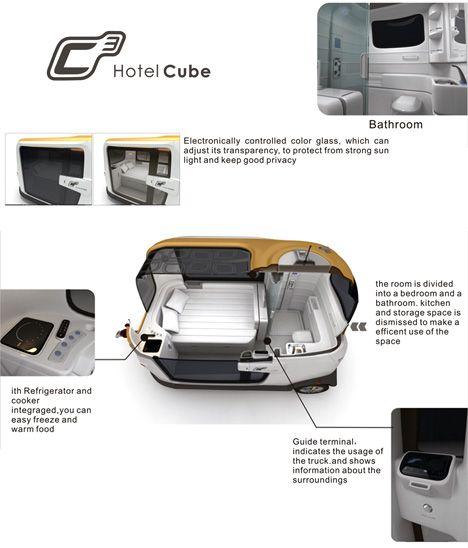 C3 Hotel Cube