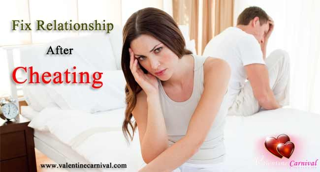 How To Repair A Broken Relationship After Cheating