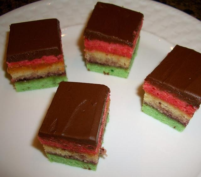 Neapolitan Cookies | Awesome Recipes | Pinterest