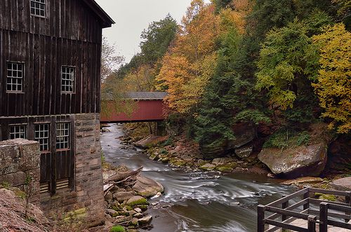 McConnells Mill State Park | Places to Hike | Pinterest