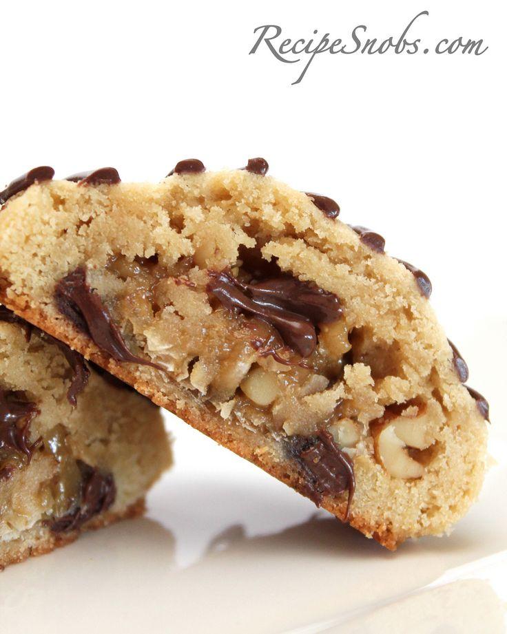 "Three C Stuffies"".....Caramel Cookies with Chocolate, Caramel ..."