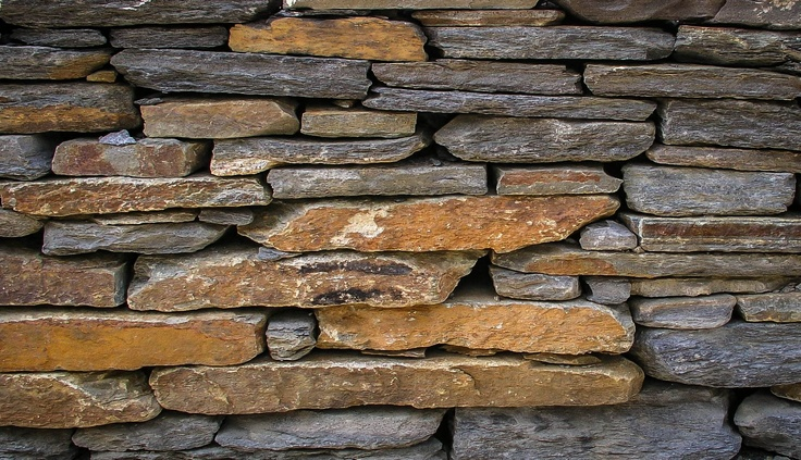 Goshen stone stone wall pinterest - Natural stone wall solutions ...
