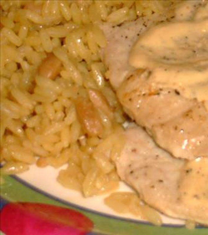 Pork Chops With Dijon Cream Sauce