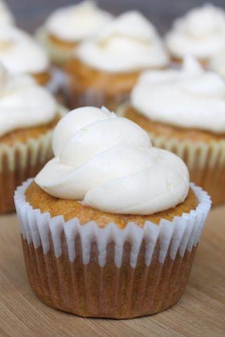 and carrot ginger cupcakes carrot ginger cupcakes rezept yummly vegan ...