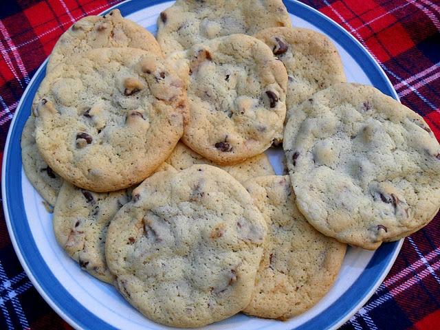 Chocolate Chip Heath Bar Cookies | Cookie Recipes | Pinterest