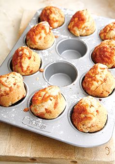 Cheddar Cheese and Herb Muffins | Yummy Stuff | Pinterest