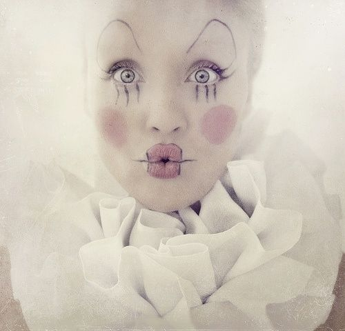 vintage clown makeup - Google Search   Fall and Halloween ...