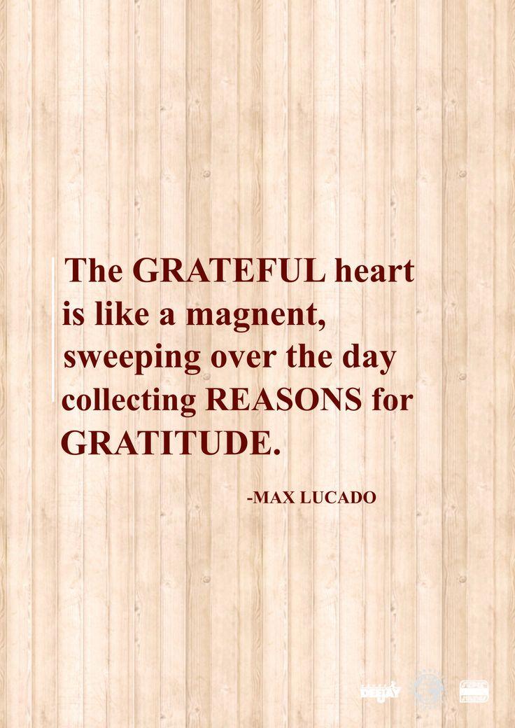 max lucado quotes on thankfulness quotesgram