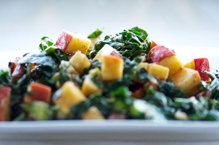 ... my go to kale salad kale salad kale market salad sesame kale salad