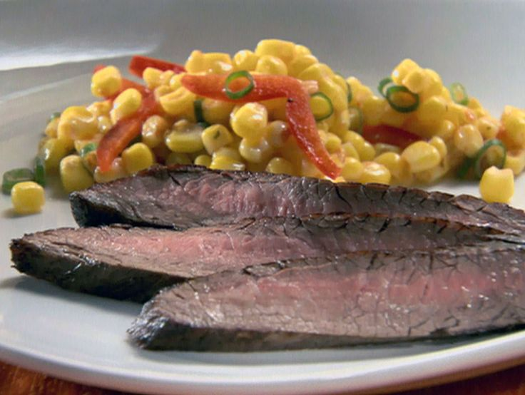 13 - Red Wine Marinated Flank Steak. Very good and so simple. I let ...