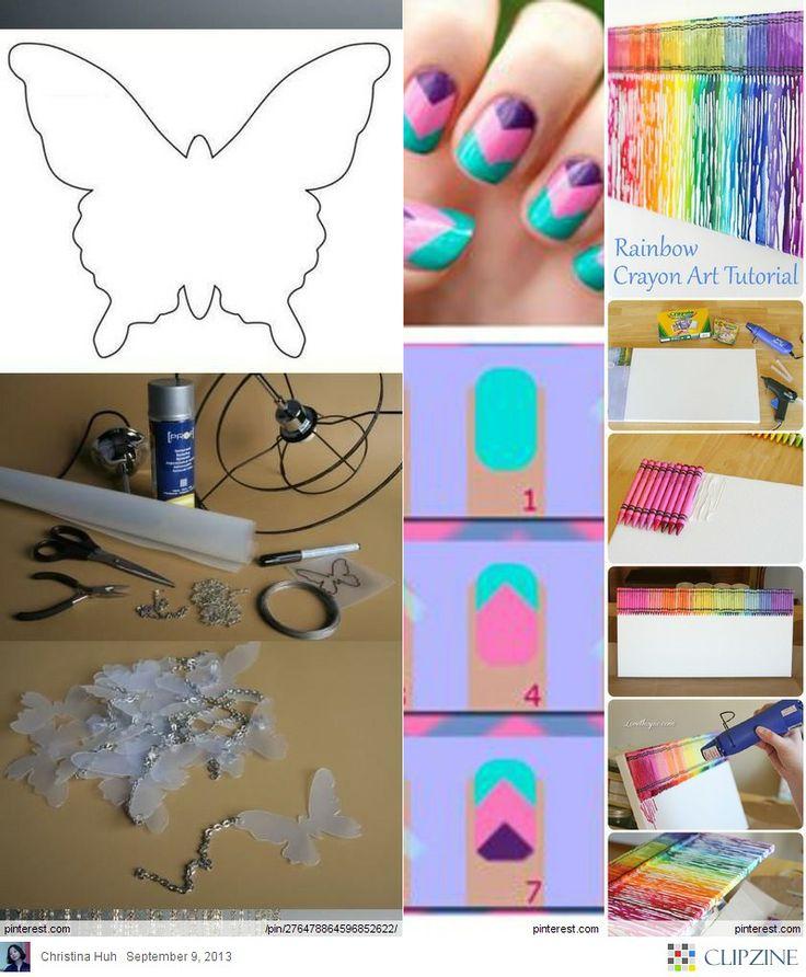 Pinterest DIY Crafts