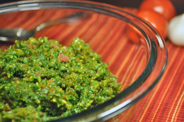 My Love For Cooking » Sofrito Used in Puerto Rica rice. Onion Peppers ...
