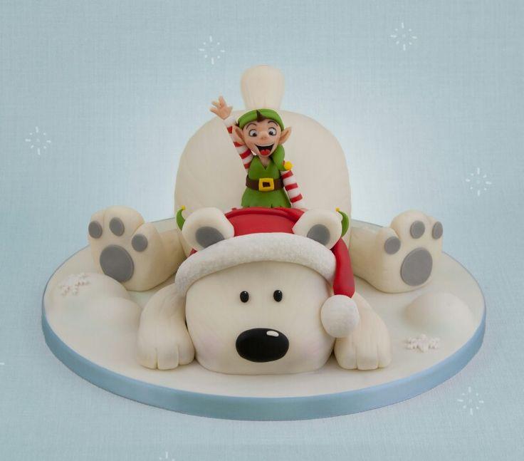 polar bear cake cake decorating tips ideas pinterest