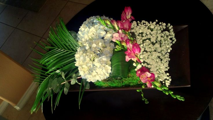 Fresh Flower Centerpieces For Weddings On A Tray Fresh Flower Centerpieces For Weddings And Othe