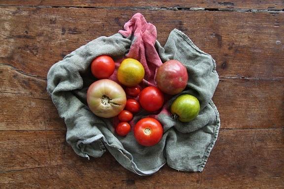 heirloom tomato sandwich | A + C | Pinterest