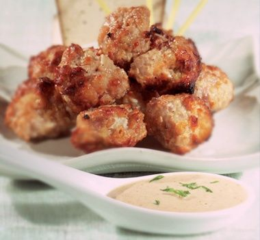 Meatballs with pork and shrimp LitsaB recipes From the book Boukia ...