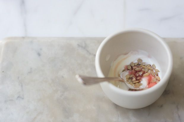 Rhubarb Rosewater Syrup {101 cookbooks} - again, mother's day..... :)