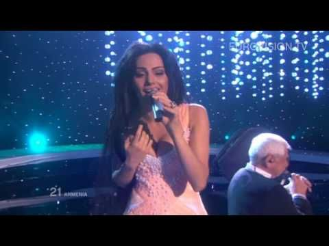 eurovision 2014 armenia points