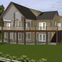 Daylight Basement House Plans Main Building Ideas
