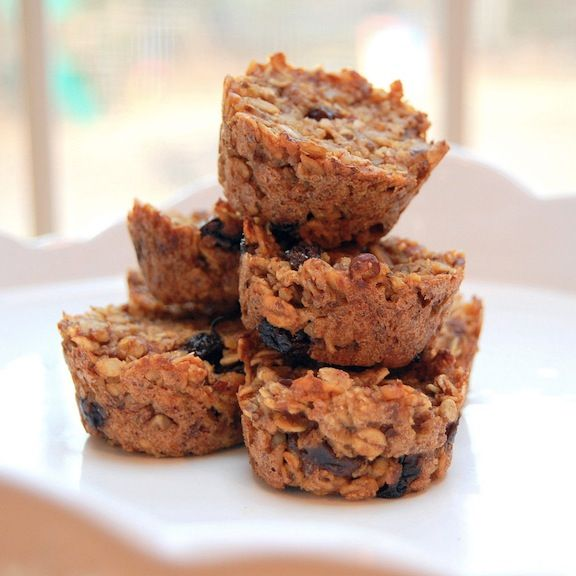 Quinoa, Apricot, and Oat Muffin Clusters - JENNIFER STROHMEYER