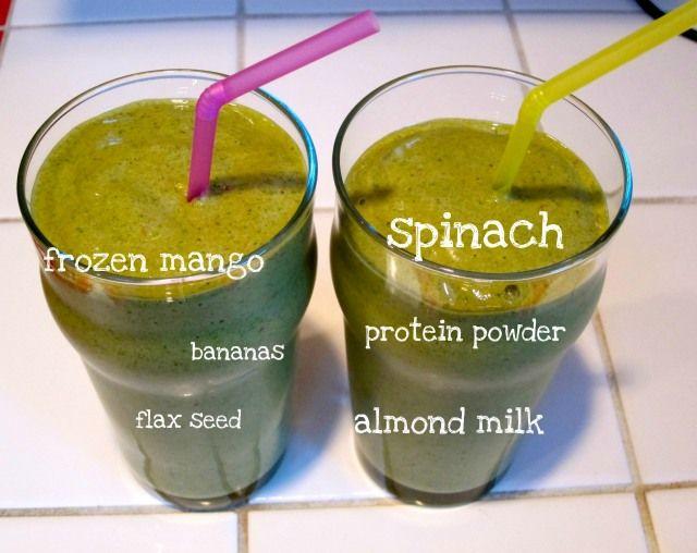 Super Healthy Green Smoothie | Yummy drinks | Pinterest