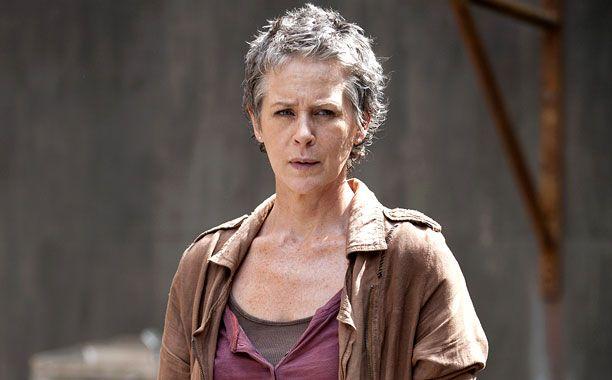 'Walking Dead': Melissa McBride talks about the 'metamorphosis' of Carol | EW.com