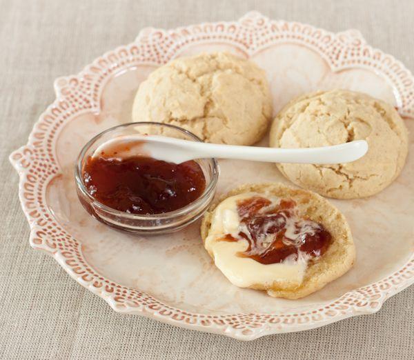 Buttermilk Biscuits | Gluten-free and vegan