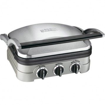 Cuisinart Griddler Multifunctional Grill, available at the Food Network Store