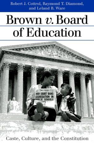brown versus the board of education essay The 1954 supreme court case brown v board of education led to the integration of public schools in america in this lesson, you'll learn about the.