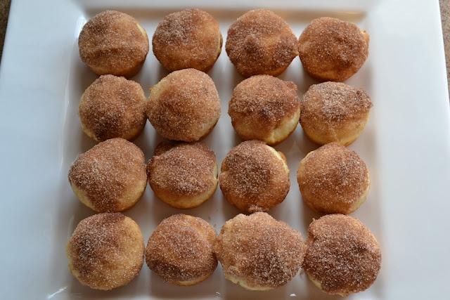 cinnamon sugar breakfast puffs | deliciousness | Pinterest