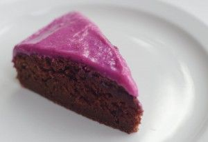 Chocolate Beet Cake with Cream Cheese Icing recipe a lighter version ...