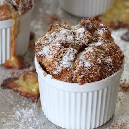 Brioche Bread Pudding Recipe — Dishmaps