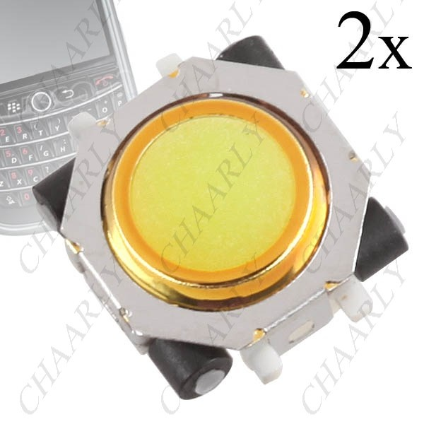 blackberry 9000 trackball fix
