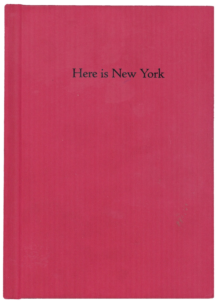 here is new york by e.b. white essay How can the answer be improved.