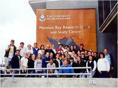 Marine Biology media studies in australia