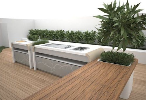 eco friendly modern kitchen island go green