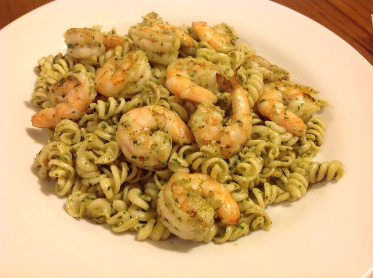 More like this: shrimp pesto pasta , pesto pasta and pesto .