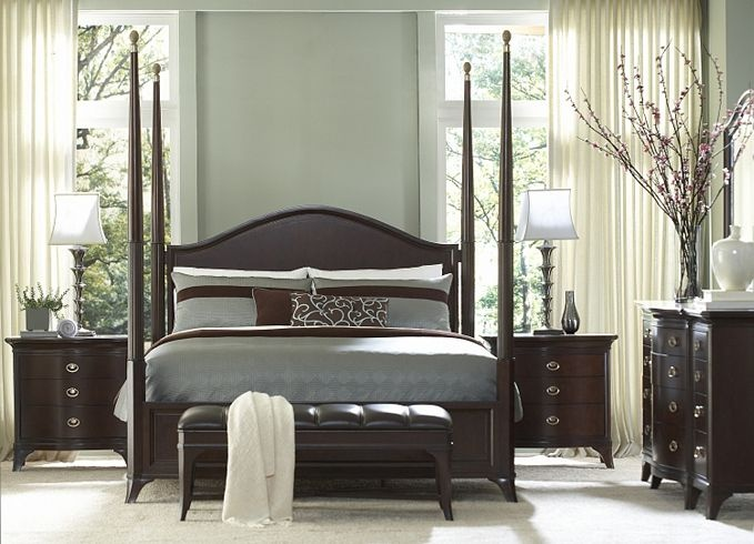 bedrooms dana havertys furniture not a huge fan of canopy beds