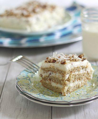 PW Wednesdays: Billie's Italian cream cake