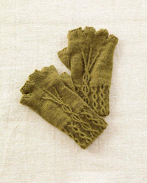 Lion Knitting Pattern : Free Knitting Pattern L0704 Fingerless Gloves Lion Brand Review Ebooks