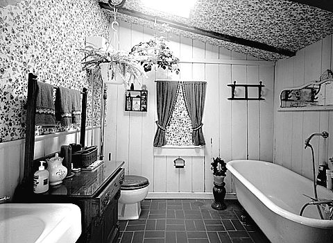 Pin by gail ringsage on for the home pinterest for 1800s bathroom decor