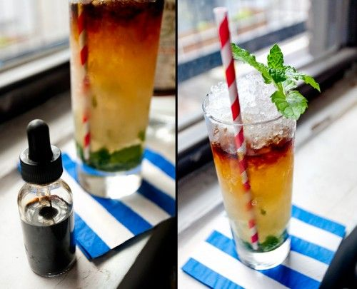 The Queens Park Swizzle from Smith & Ratliff