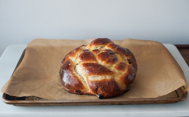 Chocolate chunk and sea salt challah recipe. This might be the best ...
