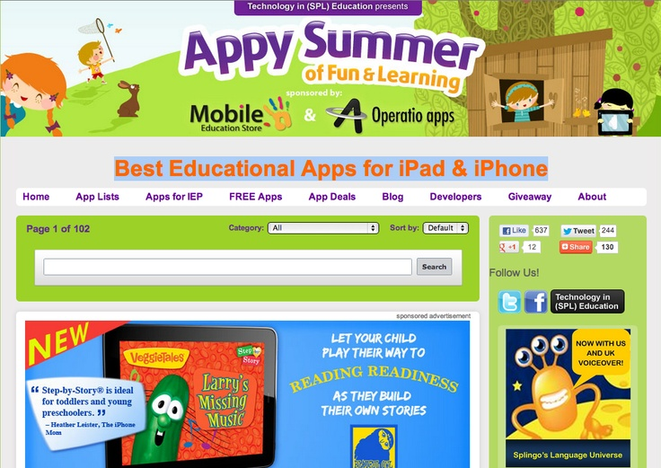 best educational iphone ipad apps learning anywhere