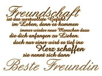 beste freundschaft