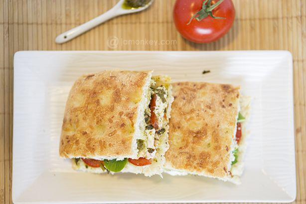Roasted Tomato and Mozzarella Panini – Starbucks Copy Cat Recipe ...