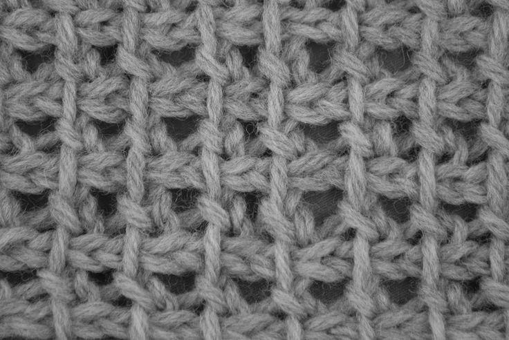 Crochet Lace Stitches : My Tunisian Crochet: Lace Stitches tunisian crochet Pinterest