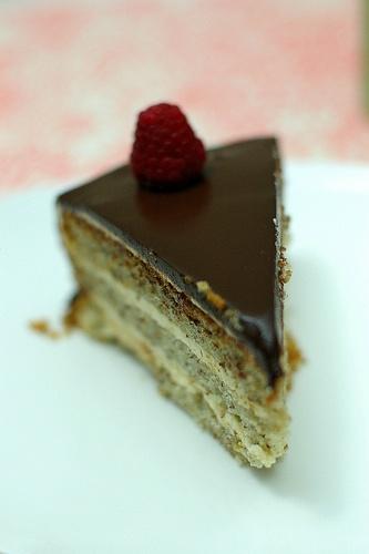 Filbert Gateau with Praline Buttercream | Yummy Desserts, 1--Sweet Sn ...