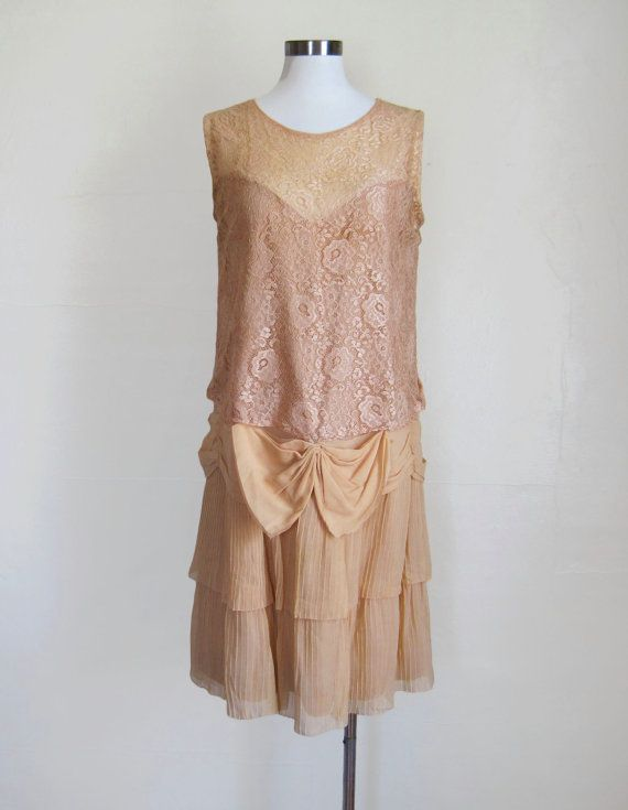 Authentic Flapper Dress How To Dress Like A 1920s Flapper V - 570x735 ...